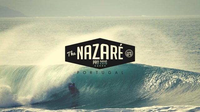 Nazaré Pro 2016 | apb tour