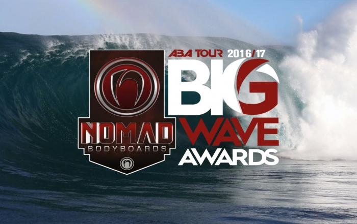 Nomad Bodyboards Big Wave Awards