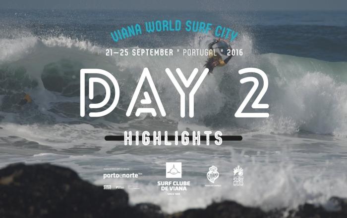 Viana World Championship | Day 2 Highlights