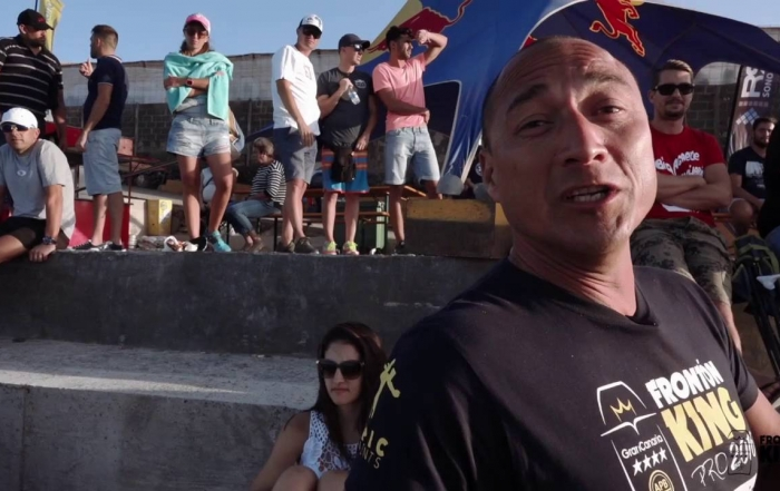 Fronton King Pro 2016 Highlights day 6
