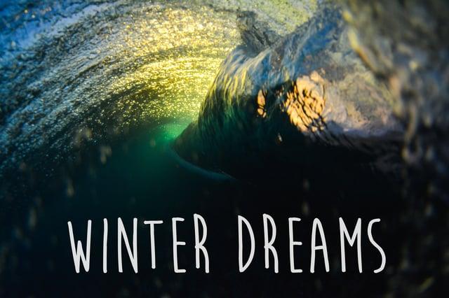 Winter deeams